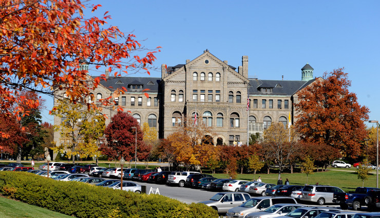 Fall in Catholic University